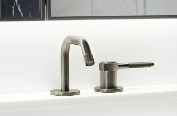 Luxury Kitchen And Bathroom Faucets Made In Brooklyn