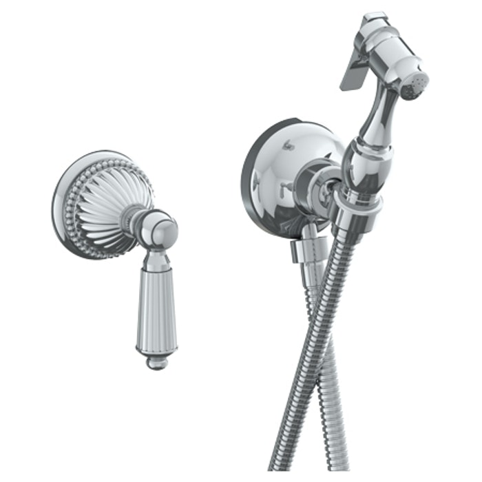 Venetian 180 Wall Mounted Bidet Spray Set Watermark Designs